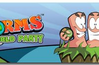 بازی موبايل Worms World Party N-Gage2