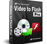 Wondershare Video to Flash Converter Pro 4.0.1.1