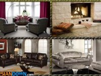 Interior Design Collection Pack 4 – Living Room , طراحی دکوراسیون داخلی